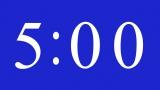 Chroma Key Overlay Timer For Countdown 4