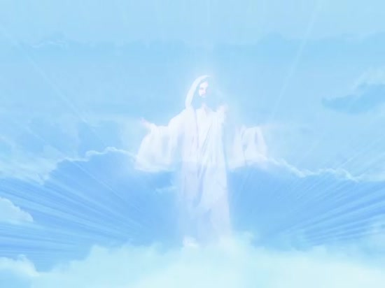 ascension to heaven