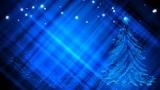 Blue Tree Sparkle