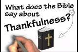 Doodle - Five Great Thankfulness Verses
