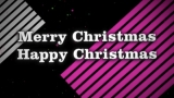 Merry Christmas   Happy Christmas