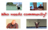 who needs commtunity