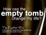 Can the Empty Tomb Change My Life?