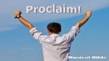 Communion - Proclaim