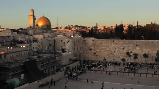 Jerusalem Western Wall Temple Mount Worship Amp Missions