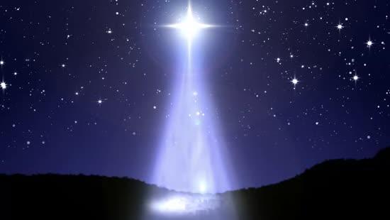 Star of Bethlehem Loop HD | Scrapbook Video Productions ...