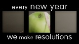 Easy Resolutions - A Biblical Guide