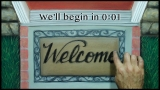 Welcome Mat Countdown