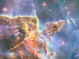 Celestial Motion Background