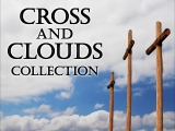 Cross and Clouds - Loops & Stills Collection - SD & HD
