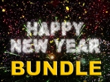 Real Fireworks New Year Bundle