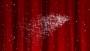 Starry Tapestry Loop - Red