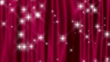 Star Curtain Burgundy - SD & HD included!