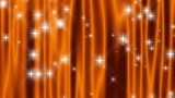 Star Curtain Orange - SD & HD included!
