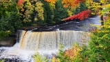 Autumn at Tahquamenon Falls Loop - SD & HD included!