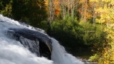 Autumn Cascading Waterfall Loop- SD & HD included!