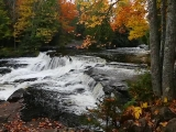 Autumn at Bond Falls Loop - SD & HD included!