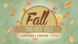 Fall Mini-Pack Volume 3
