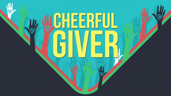 cheerful giver hyper pixels media sermonspice