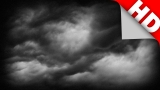 Stormy Cloud Time Lapse Loop 02 - Stylized (16:9, HD)