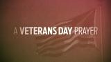 A Veterans Day Prayer