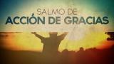 Salmo De Acción De Gracias
