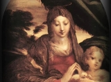 Mary Did You Know - Classic Paintings