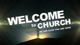 Welcome to Church!