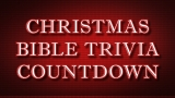 Christmas Bible Trivia Countdown