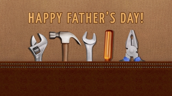 Happy Father's Day Tools | Media4Worship | SermonSpice