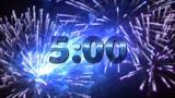Fireworks Celebration Countdown