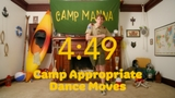 Camp Appropriate Dance Moves