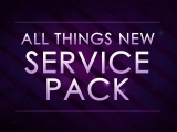 All Things New Service Pack