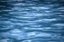 Dark, blue water