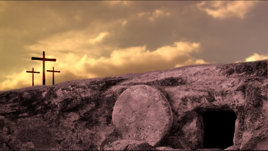 Three Crosses And Empty Tomb | Videos2worship | SermonSpice