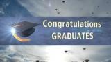 Graduation Background Congratulations Graduates