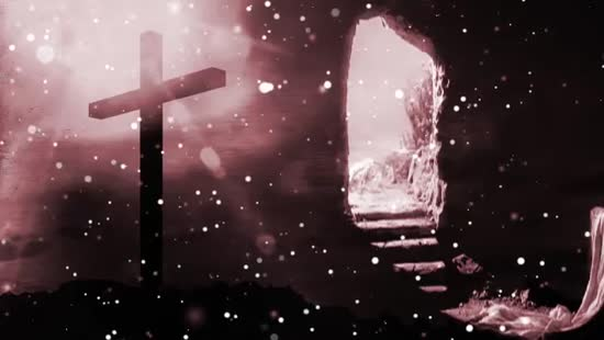 easter cross and empty tomb videos2worship sermonspice