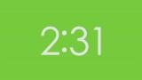 Countdown HD Chroma Green
