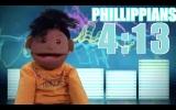 Puppet Rap Philippians 4:13