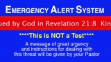 Liar Emergency Alert