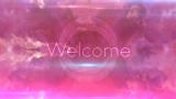 Welcome Pink Orange