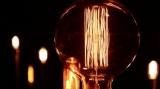 Edison Bulb Background