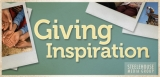 Giving Inspiration