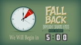 Fall Back Countdown