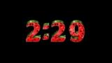Watermelon Font Countdown