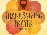 Thanksgiving Prayer Collection - Spanish