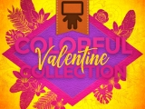 Colorful Valentine Collection