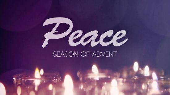 advent candles peace still playback media sermonspice. Black Bedroom Furniture Sets. Home Design Ideas
