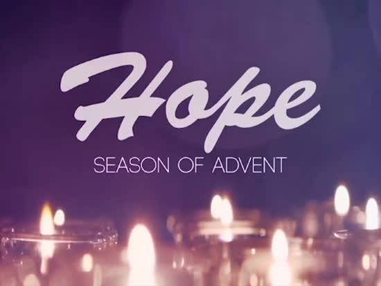 advent candles hope motion playback media sermonspice. Black Bedroom Furniture Sets. Home Design Ideas
