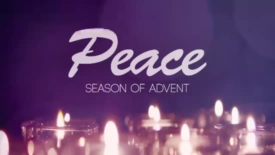 advent candles peace motion playback media sermonspice. Black Bedroom Furniture Sets. Home Design Ideas
